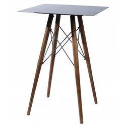 Table Haute de Bar Design en Fer et Bois Kleen - Pomax POMAX ...