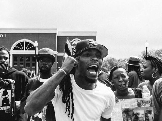 Darren Seals, prominent Ferguson, Missouri activist, found dead in a burning car, joining the long list of hits on black activists.