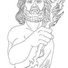 Greek Gods Coloring Pages 20 Free Online Coloring Books Printables For Kids Coloring Pages Zeus God Greek Gods