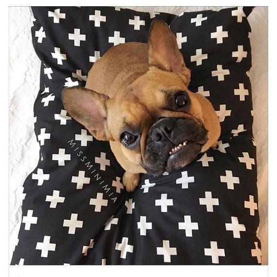 Dog Bed Cover Dog Bed Duvet Swiss Dog Bed Black Dog Bed Pinned By Www Thedapple Com Design Dog Bed Dogs Covered Dog Bed Black Dog Beds Dog Pillow Bed