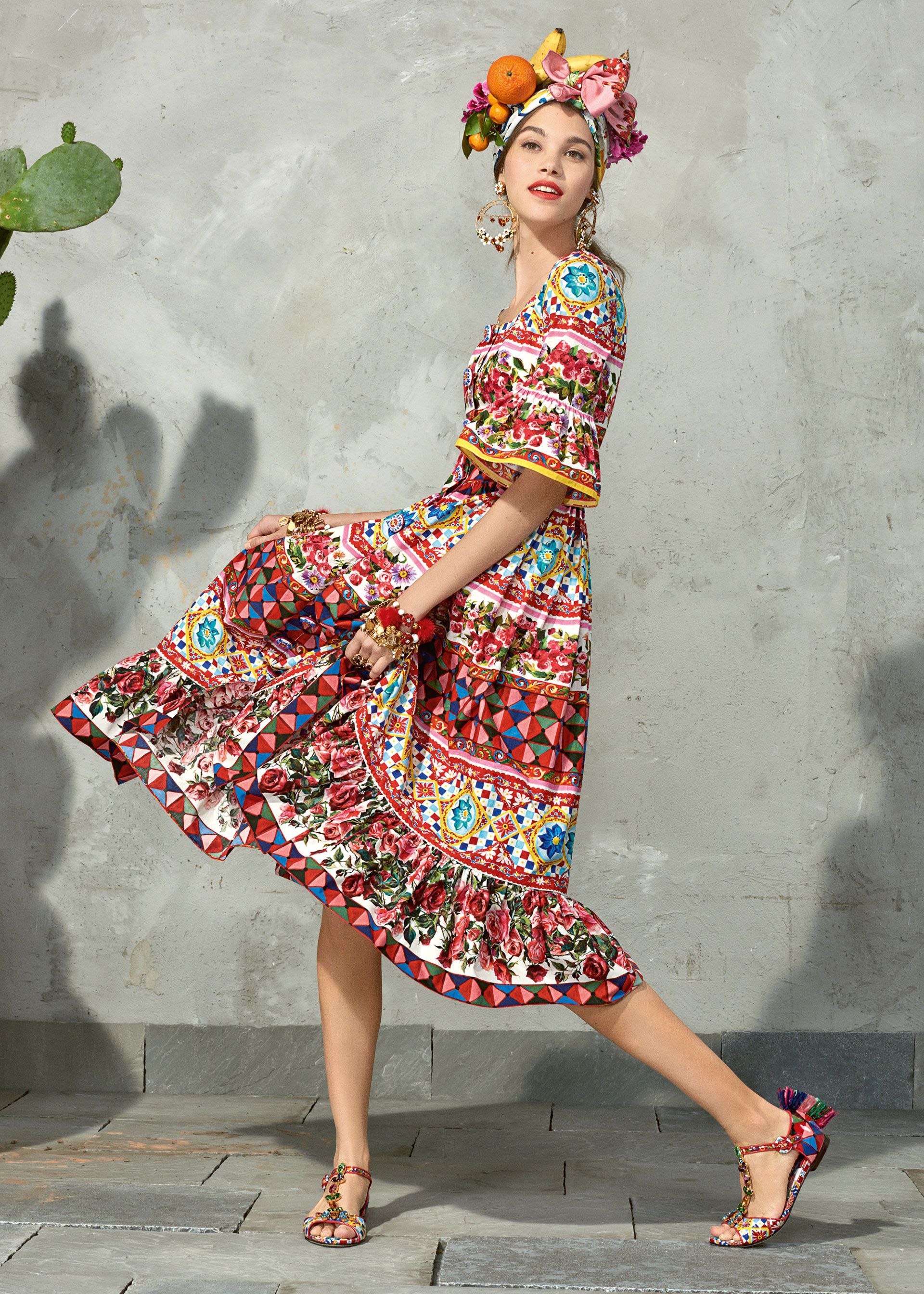 discover the new dolce u0026gabbana women u0027s mambo collection for summer