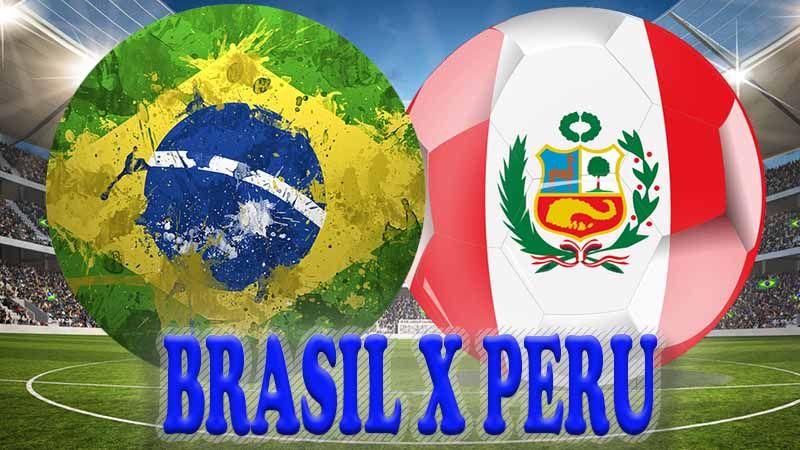 Jogo Ao Vivo Brasil E Peru Definem As Vagas Para Copa America