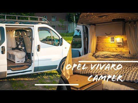 Photo of Opel Vivaro | Umbau zum Camper Van | Roomtour | ähnlich Renault Trafic