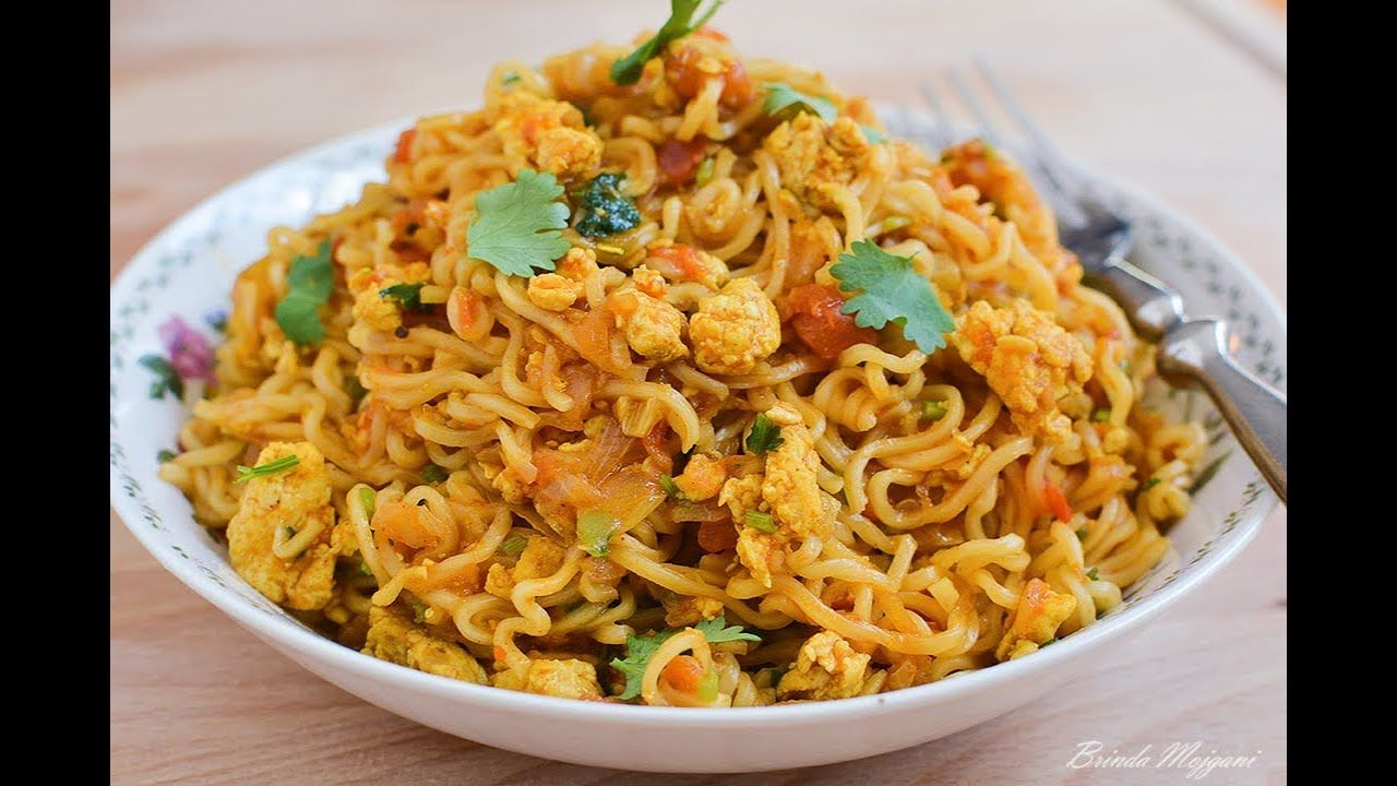 Egg Maggi Masala Recipe Indian Street Food Indian Street Food