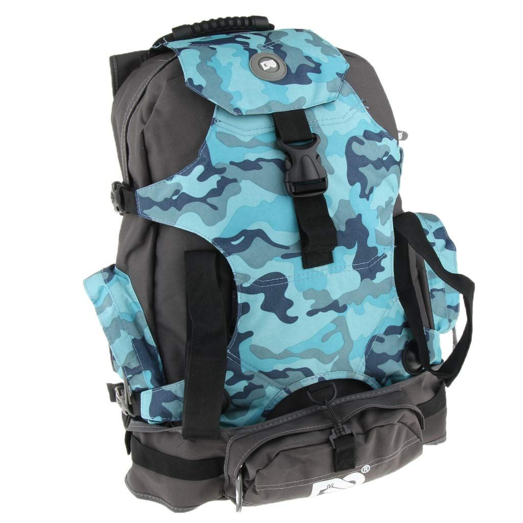 Pin It For Later Find Out More Inline Skating Backpack Double Shoulder Backpack 53x36x19cm Big Capacity Wi Inline Skating Skate Backpack Shoulder Backpack