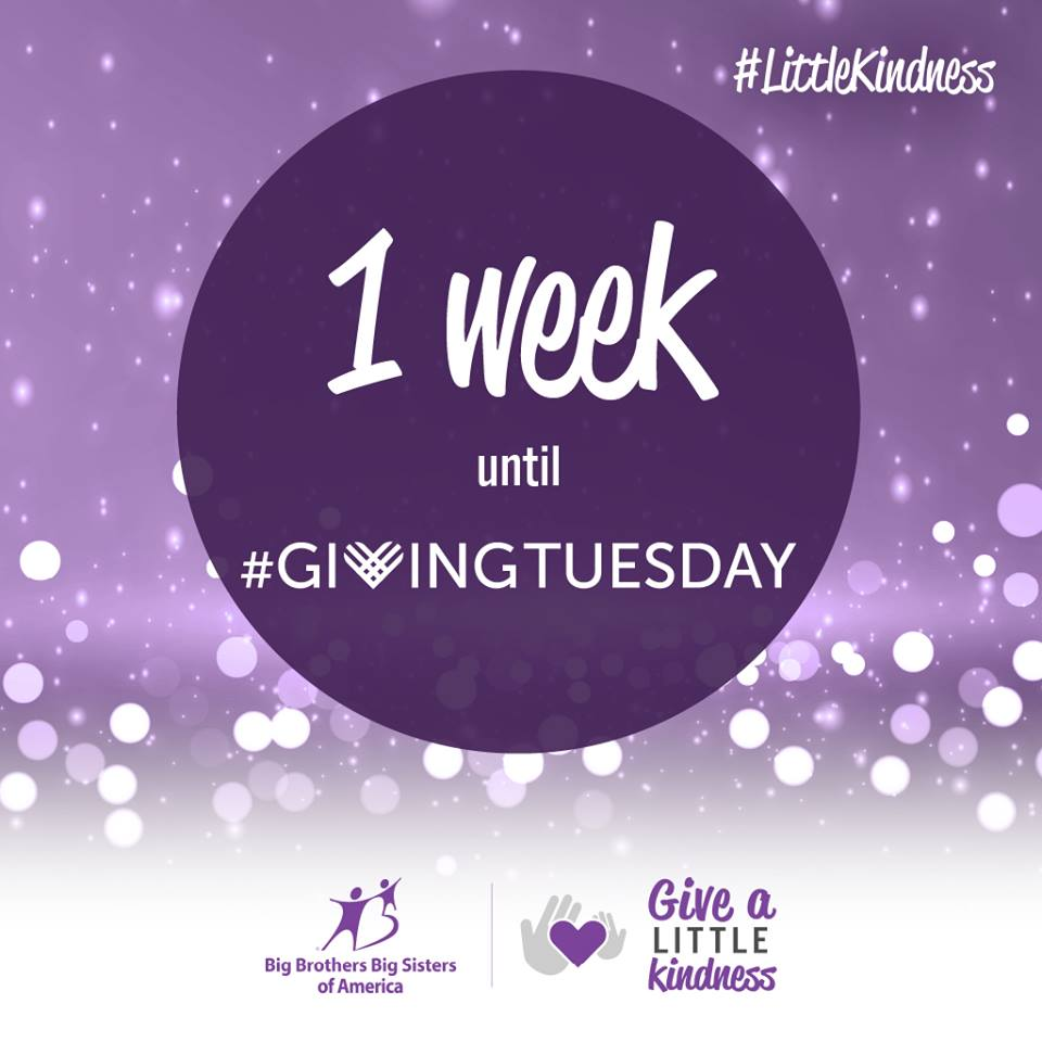 Giving Tuesday Social Post Guidelines and Examples