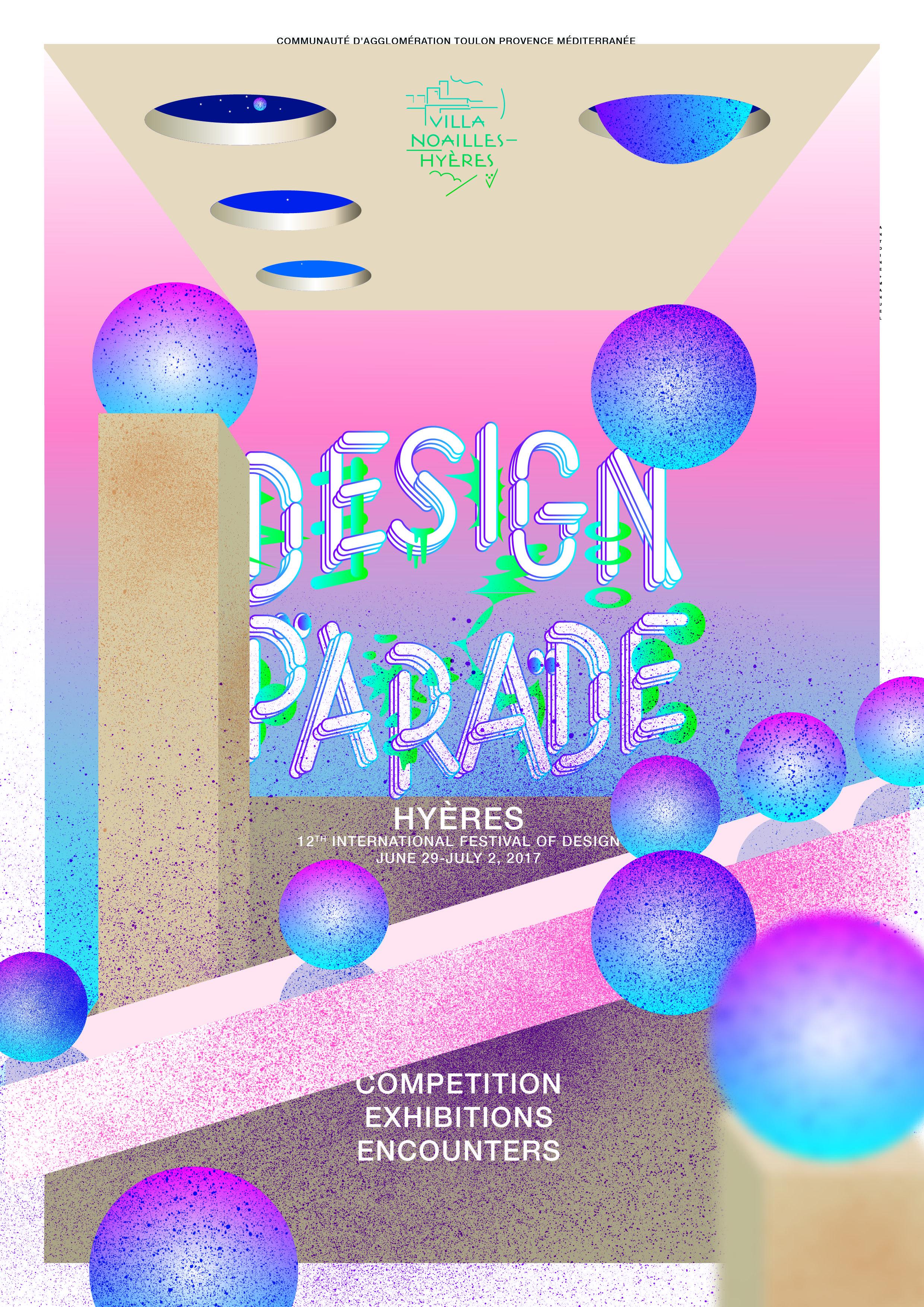 Design Parade - Hyères | Design, Graphisme, Hyères