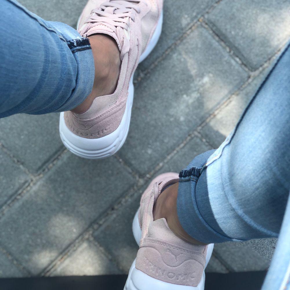 Günstige Puma Ledersneaker Schwarz Damen Online Bestellen