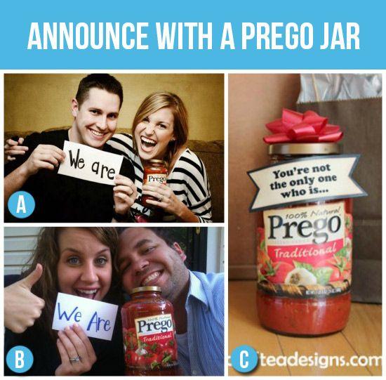50 Creative Pregnancy Announcements – Creative Baby Announcement Photos
