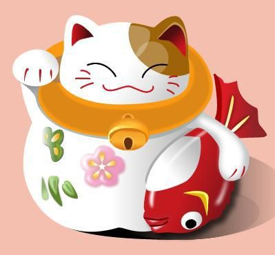 Posts From July 7 2010 On Everything About Illustration Hello Kitty Illustration Piggy Bank