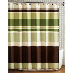 Better Homes And Gardens Galerie Decorative Bath Collection   Shower Curtain