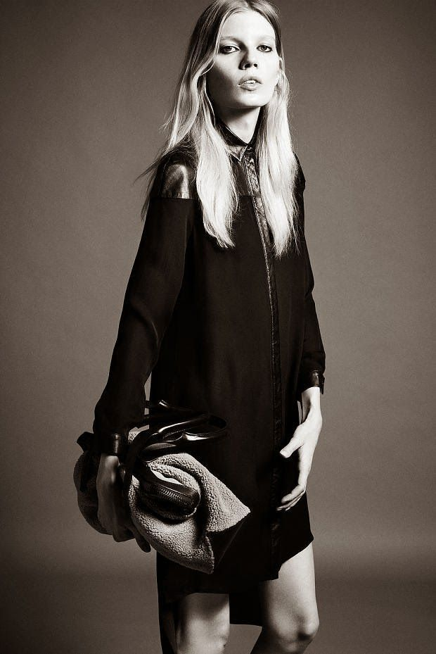 Bosworth kate for topshop winter collection pictures