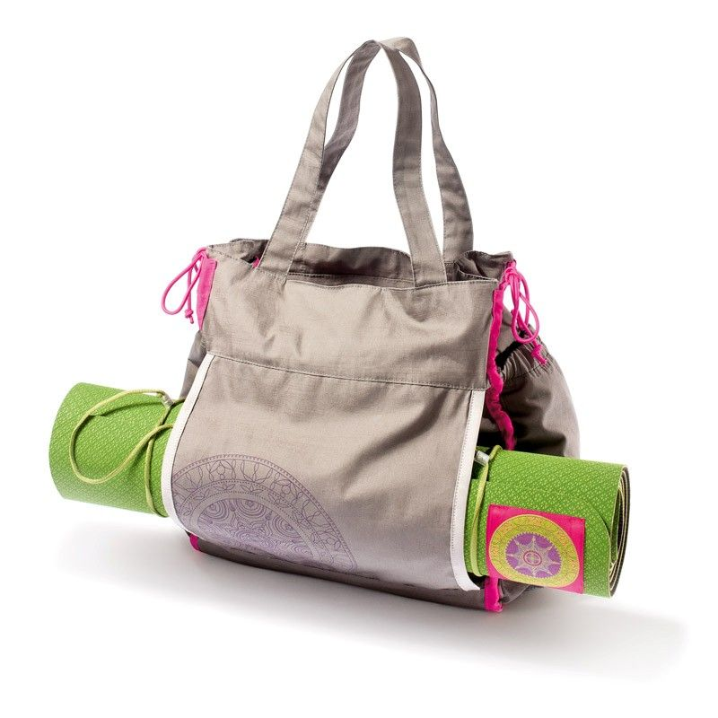 Sac de yoga - 35 €   Bags, bags, bags   Pinterest   Bolsos, Coser y ...
