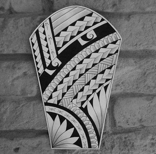 Tatuajes Polinesios, Diseños De Tatuaje