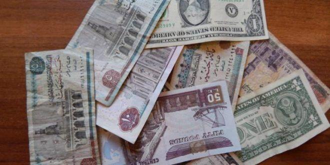 اسعار الدولار الامريكي الان في البنوك الرسمية والسوق السوداء Egyptian Pound Dollar Us Dollars