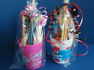Pirate Loot//Party Bags to Fill With Party Bag Fillers Children/'s Kids Party Bags