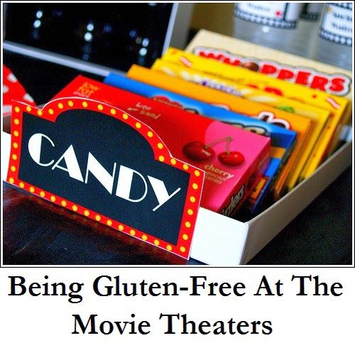 Concession Stand For Theater Room With Images: Know What's #glutenfree At Nearly Every Movie Theater