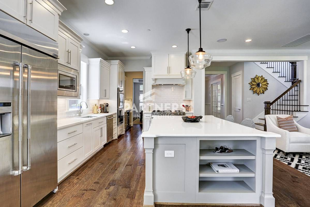 Kitchens Gallery Partners In Building Sink Front Of Window Kitchen Home