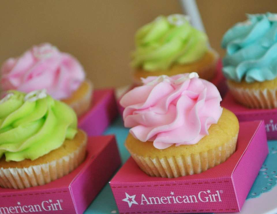 "American Girl / Birthday ""American Girl Cafe"" 