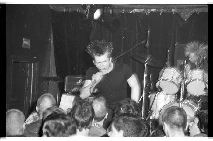 Discharge - detroit - 1982