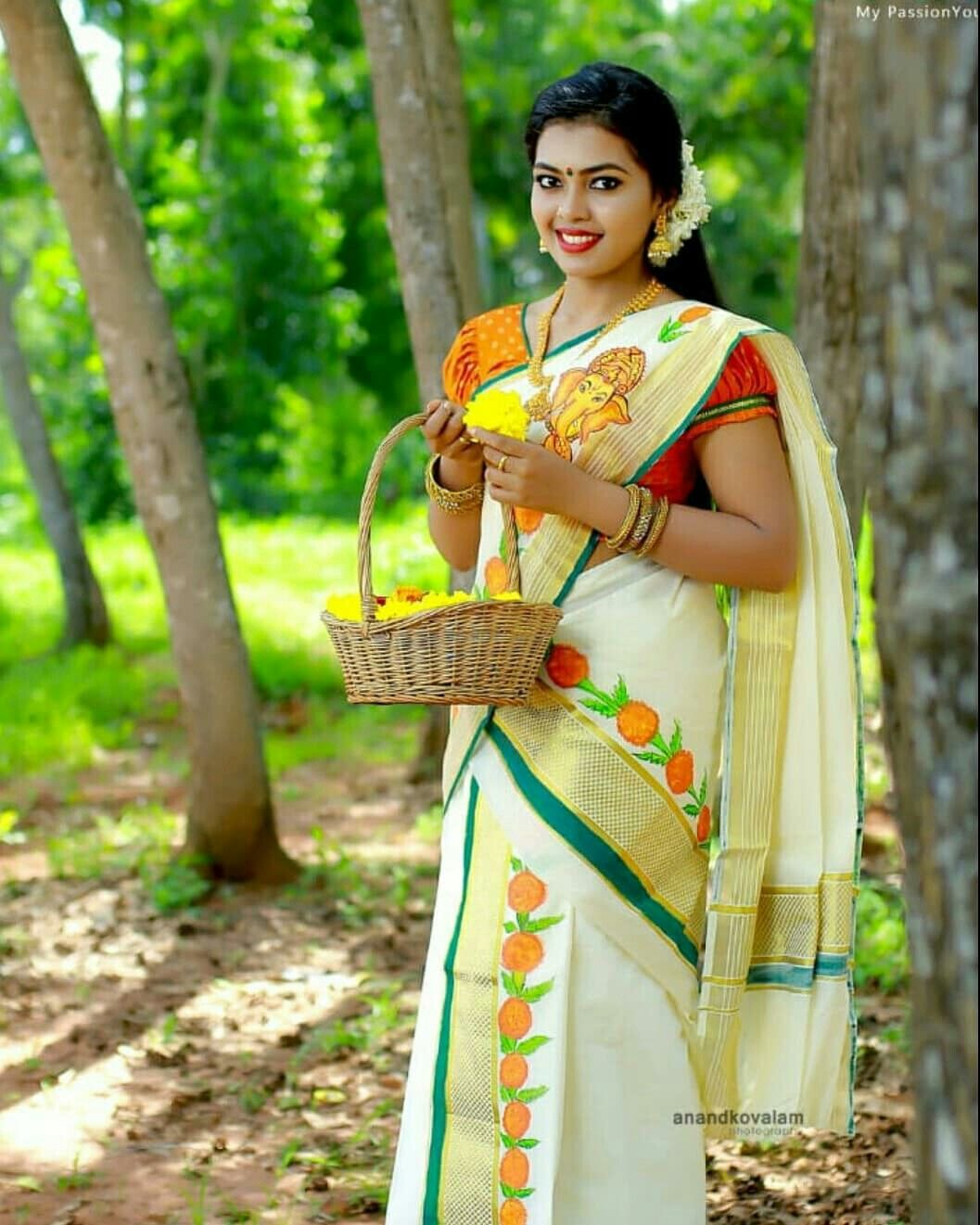 Kerala Wedding Hairstyles For Women: Culture Image By ArtCollector