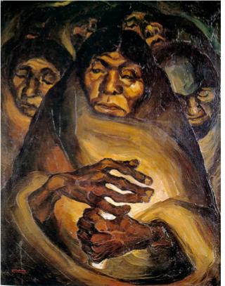 Oswaldo Guayasamin - Google Search