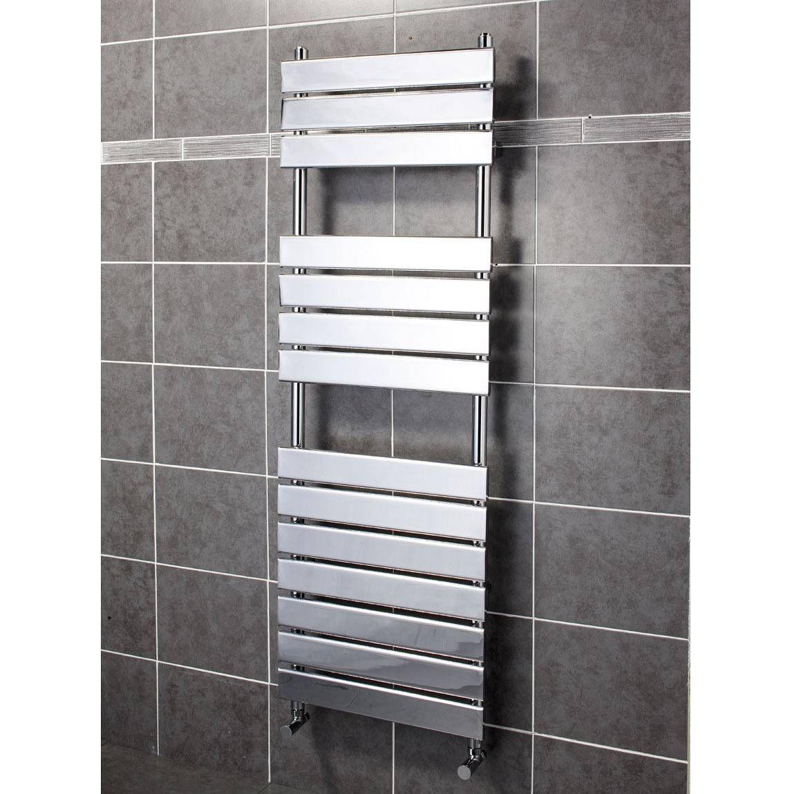 signelle heated towel rail large by victoria plum. Black Bedroom Furniture Sets. Home Design Ideas