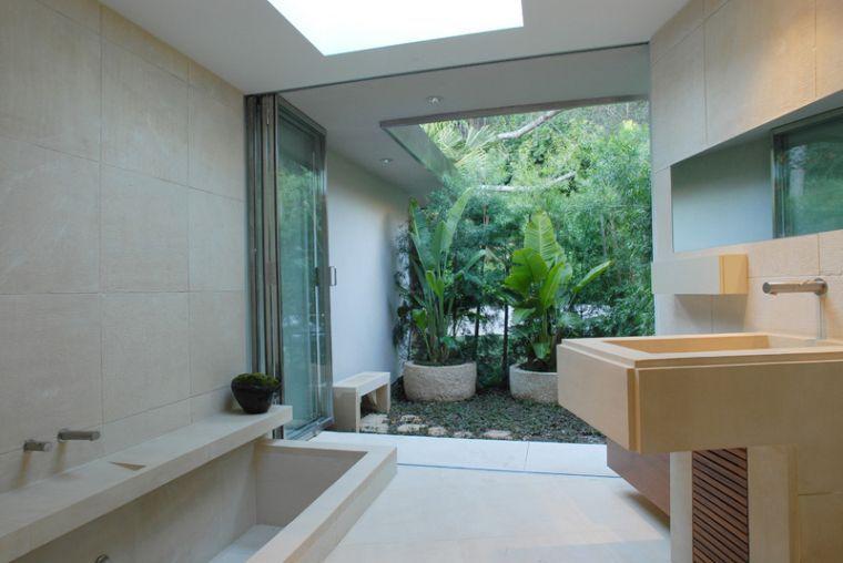 Douche ou salle de bain extérieur - voici comment créer un ...