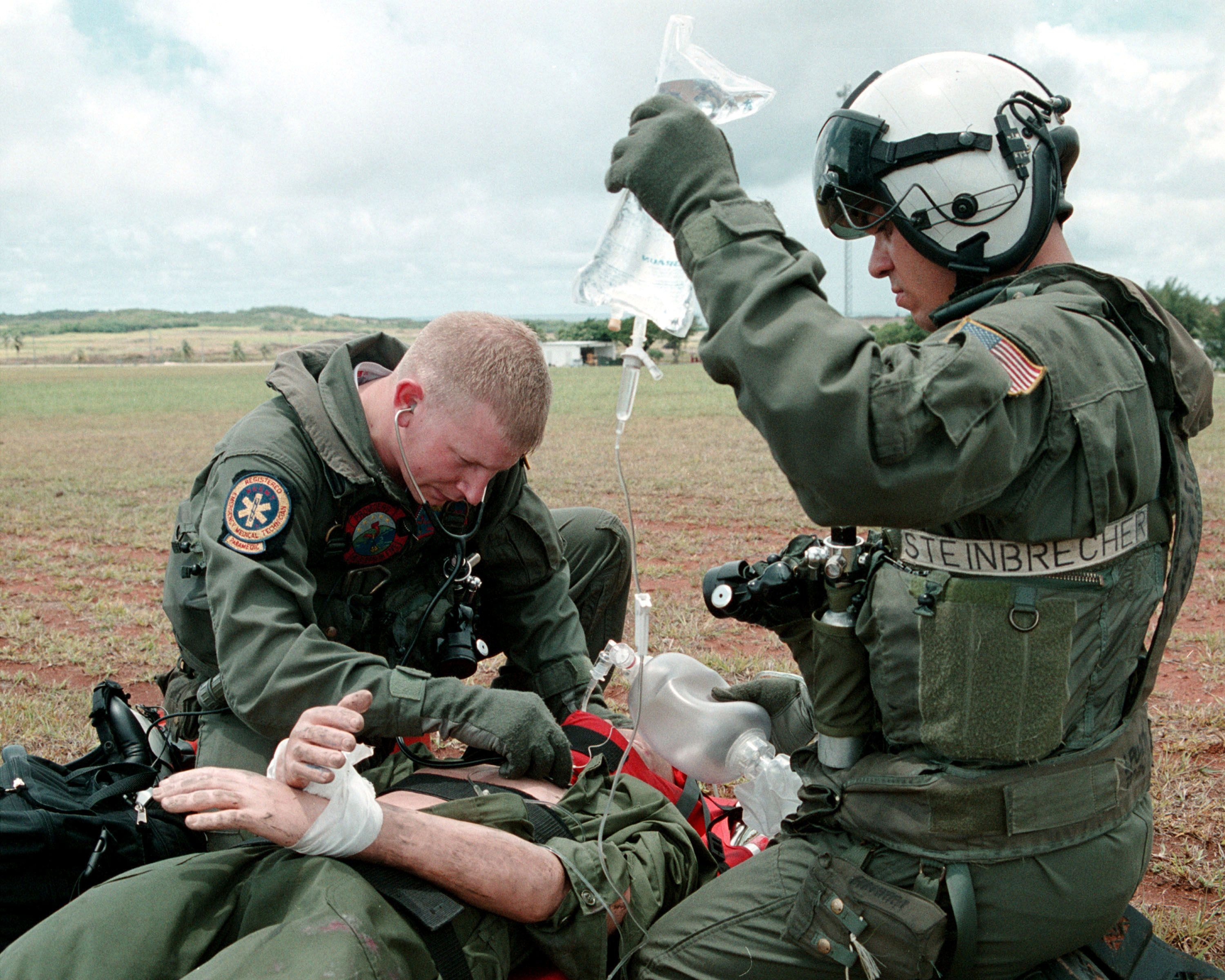 US Navy Corpsman Field Training Exercise | Law Enforcement ...