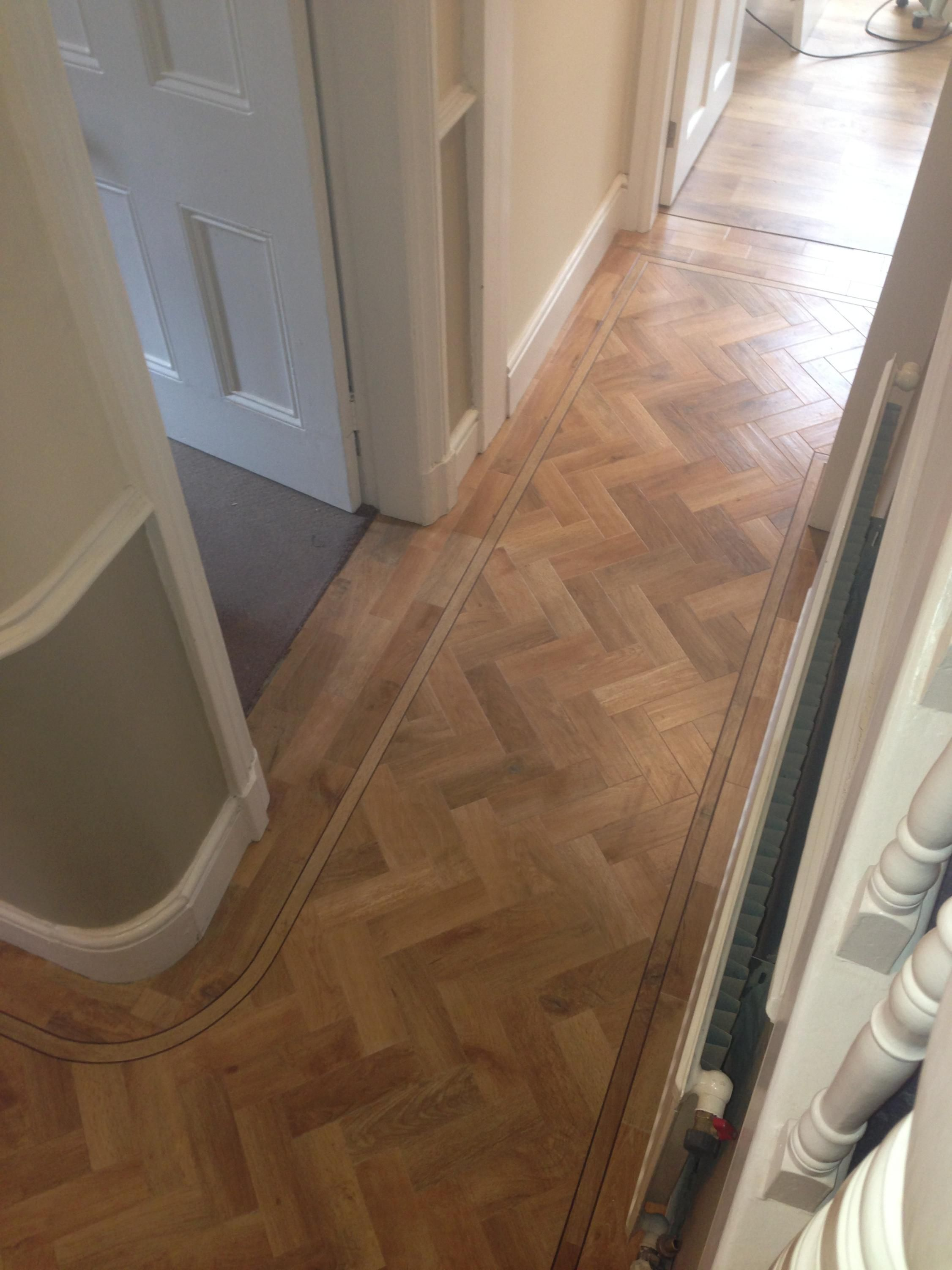 karndean herringbone vinyl flooring Google Search