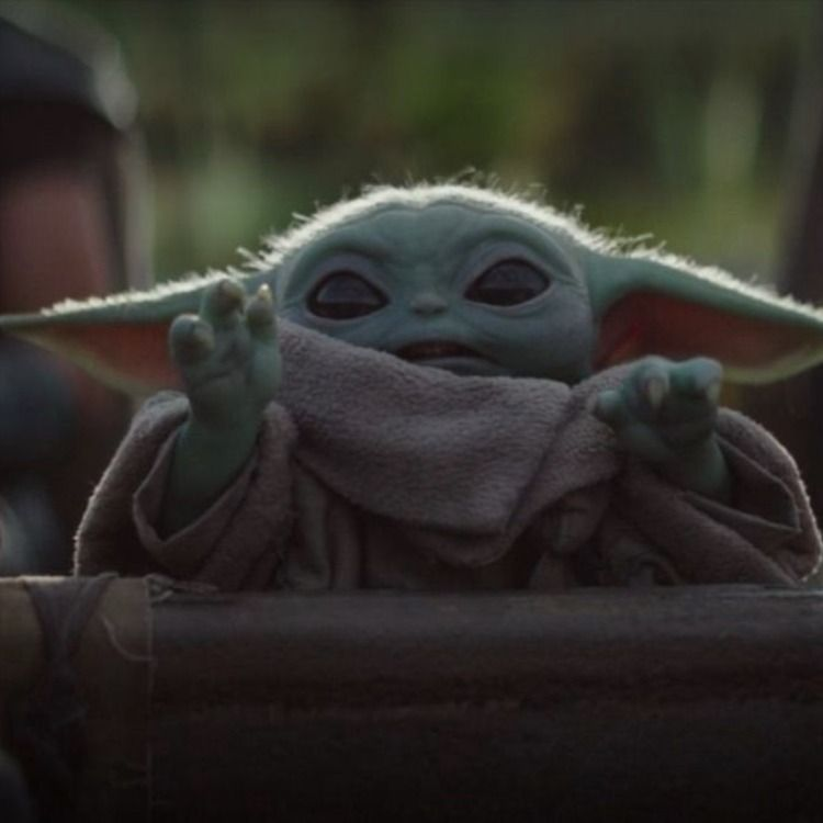 Because There Can Never Be Enough Baby Yoda Ever Free Downloads And Patterns To Tide Us Over Yoda Meme George Lucas Star Wars Yoda