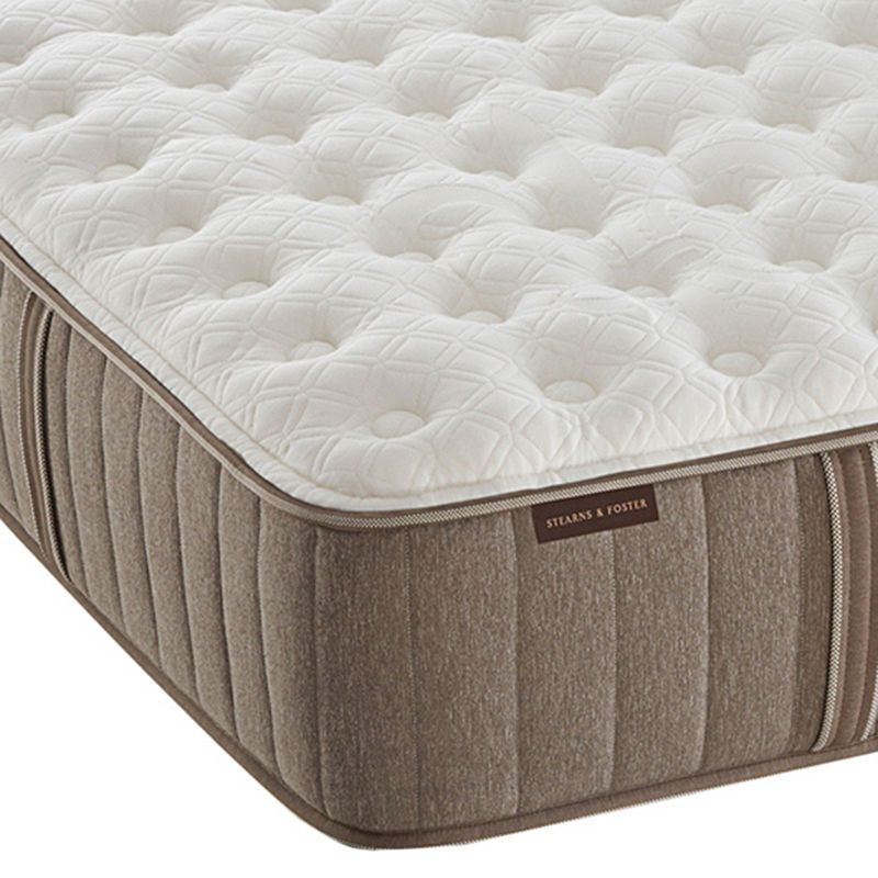 Stearns And Foster Hannah Grace Ultra Firm Mattress Only Firm Mattress Comfort Mattress Luxury Mattresses
