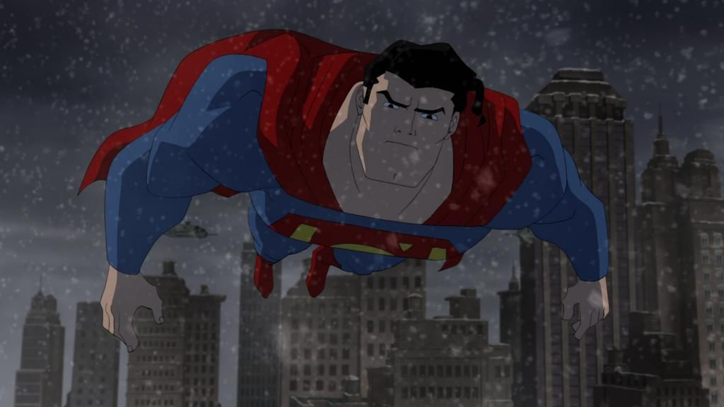 Superman From Batman The Dark Knight Returns Part 2 With Images