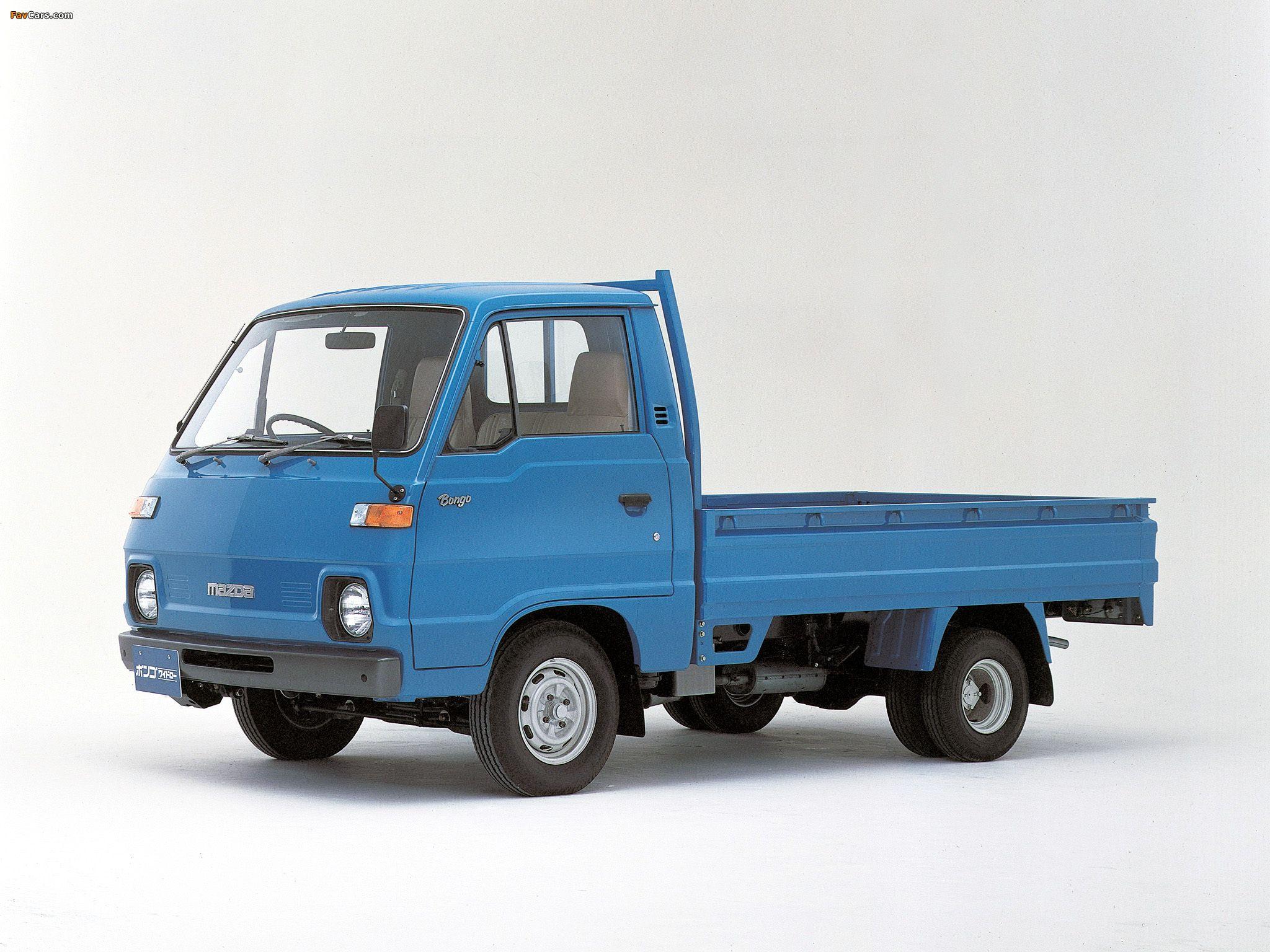1979 Mazda Bongo | マツダ, トラック