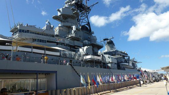 mighty+mo+battleship+uss+missouri   Battleship Missouri Memorial Photo: The Mighty Mo