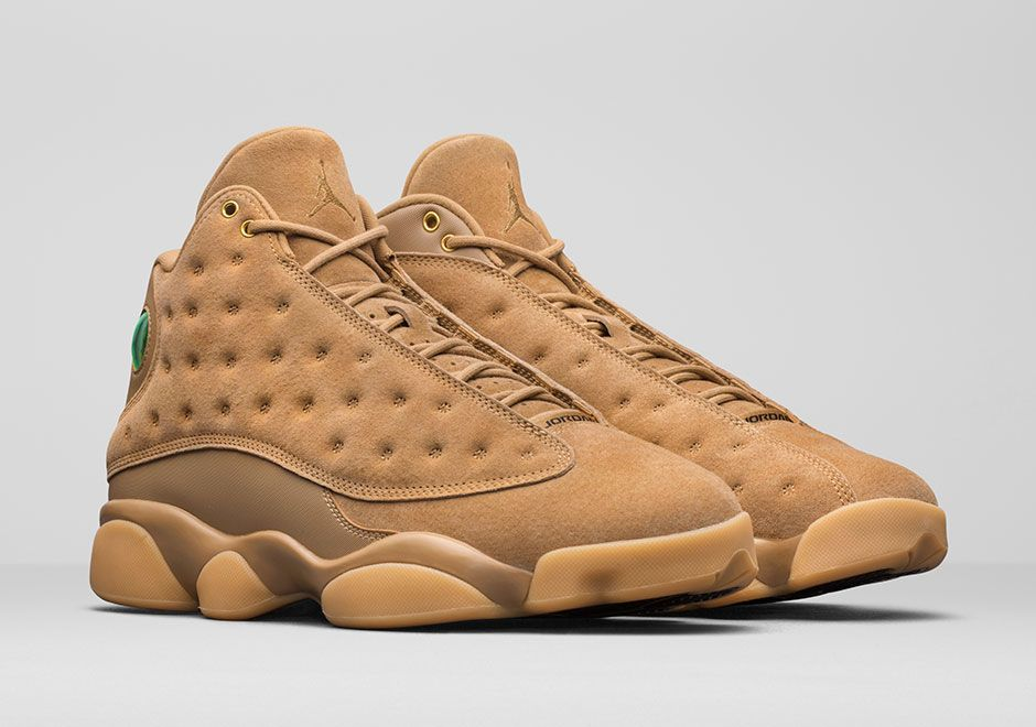 "4f90f465f0b #sneakers #news Air Jordan 13 ""Wheat"", Air Jordan 12 ""Bordeaux"", And More  Coming This Holiday Season"