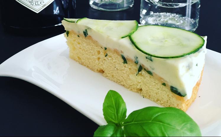 Gin Tonic Kuchen Kochen Und Backen Lecker Und Kuchen