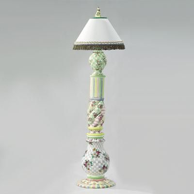 Image result for mackenzie childs lamps