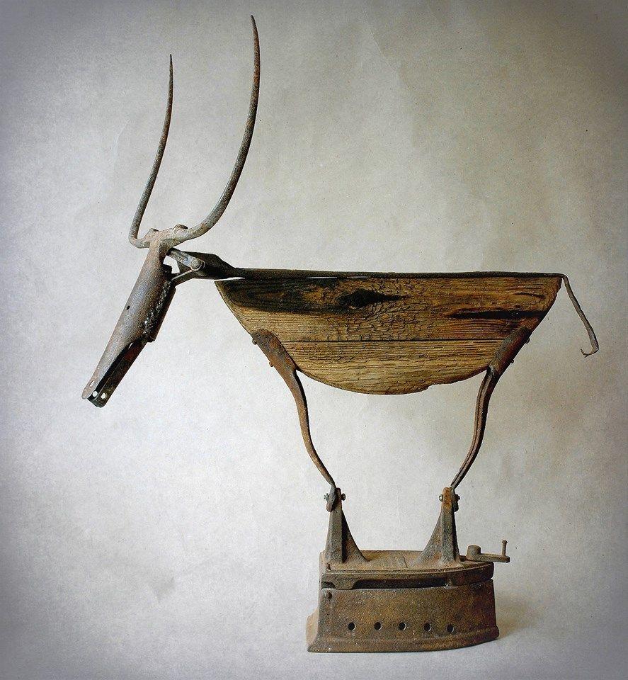Vladimira Nikonovas Metal Art Projects Metal Art Sculpture Scrap Metal Art