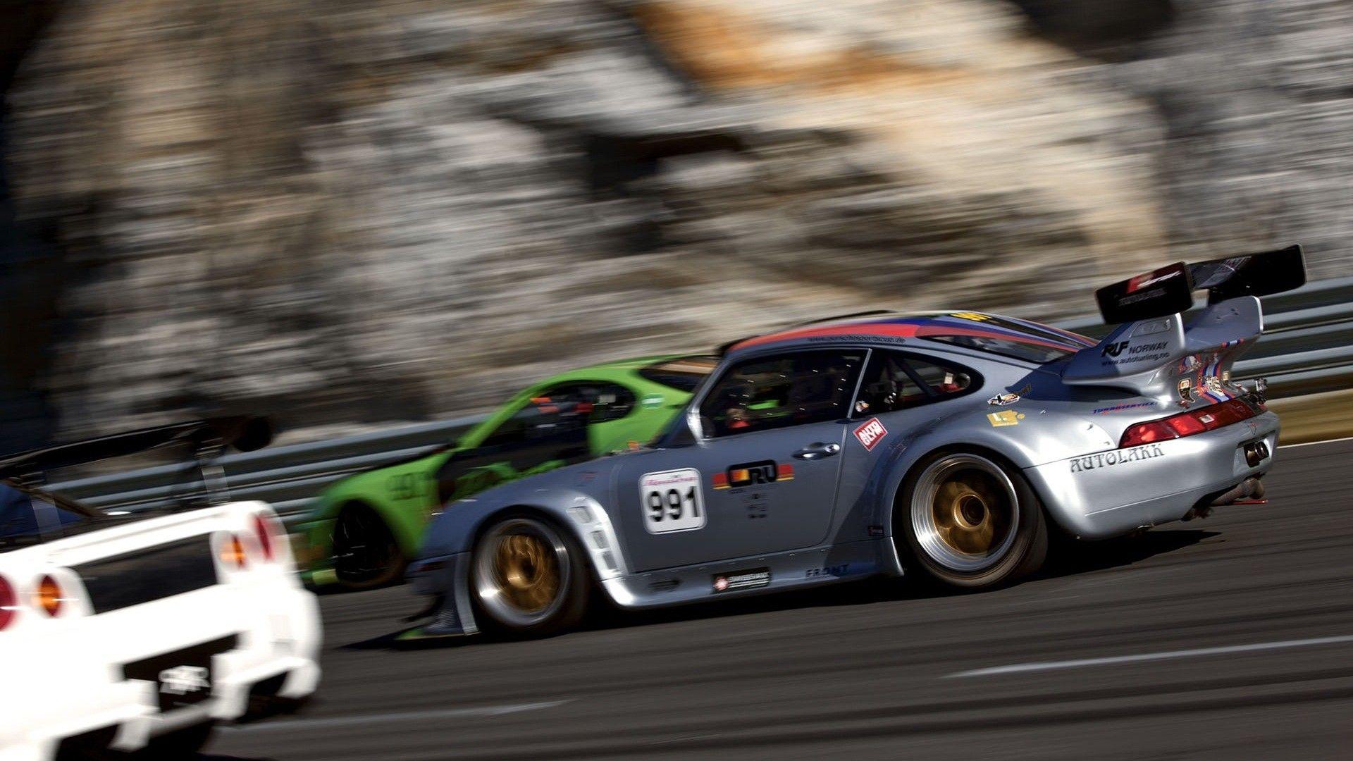 Porsche Wallpapers Racing Race Cars Porsche