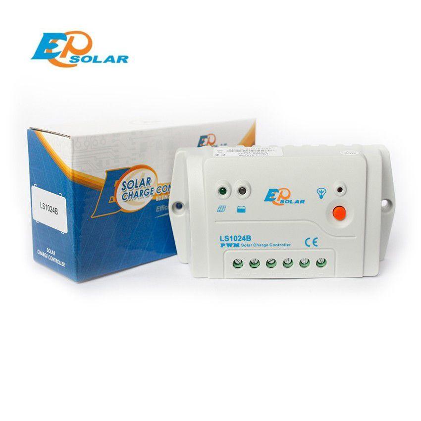 EPSOLAR LS1024B 10A 12V 24V EP Landstar Programmable Solar Charge controller