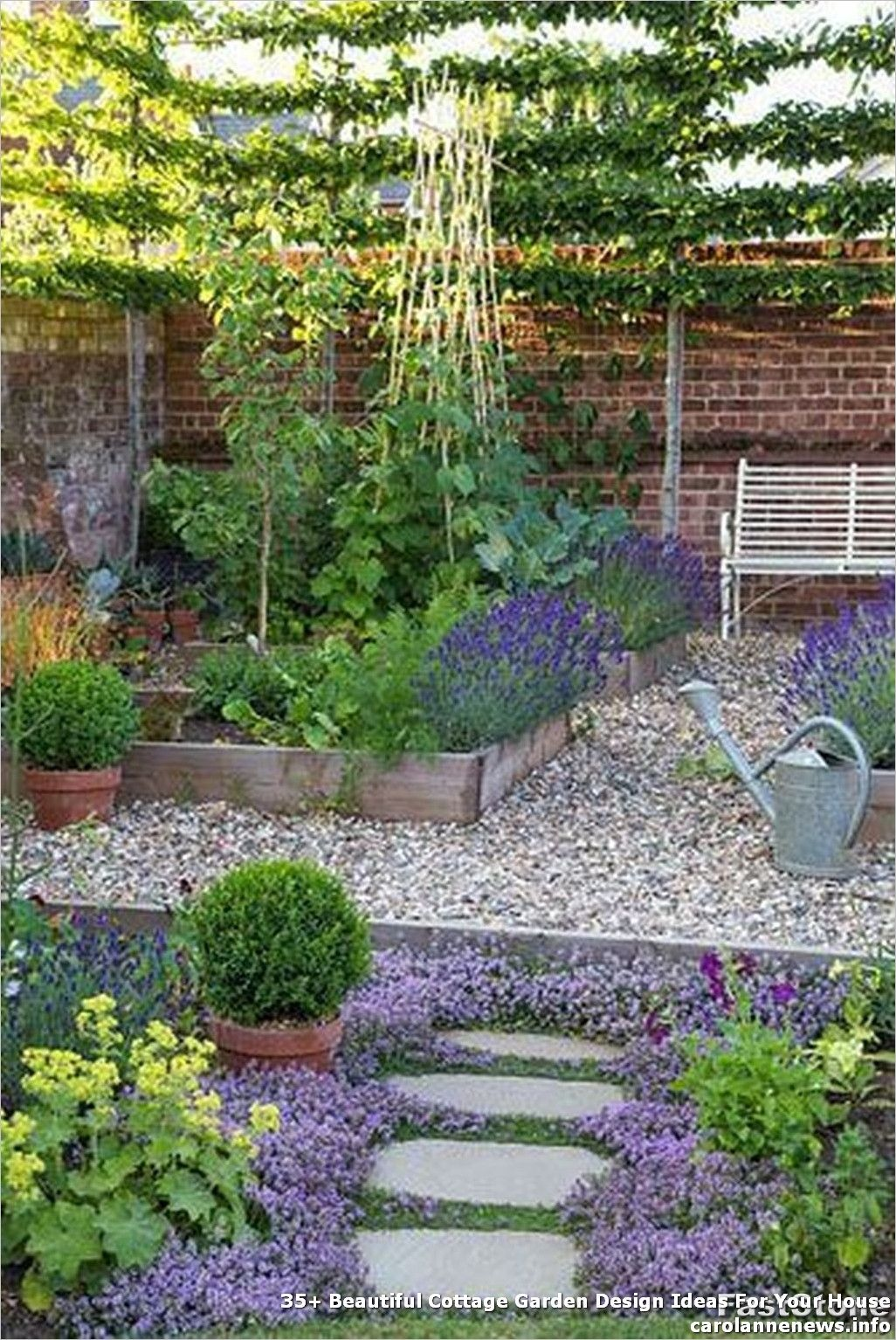 Photo of 35+ #Beautiful #Cottage #Garden #Design #Ideas #For #Your #House
