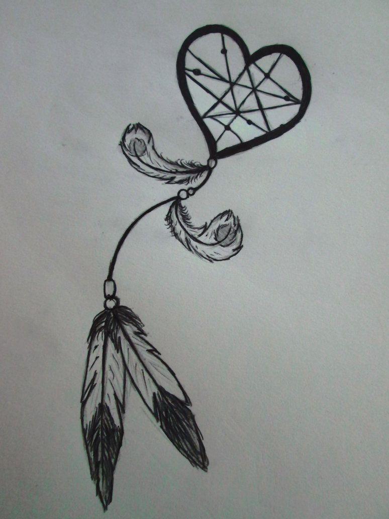 Simple Dream Catcher Tattoos Dream Catcher Tattoos Tattoobite Ink Pinterest Dream 24