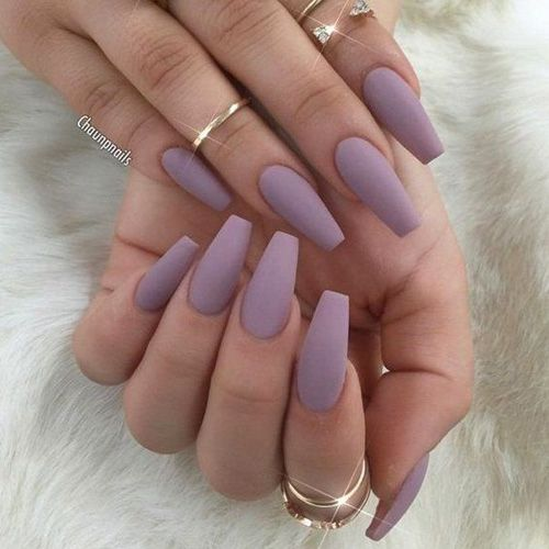 Acrylic Nails – 33 Best Acrylic Nails | Acrylics, Makeup and Beauty ...