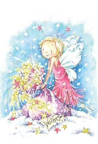 Christmas Clipart Vintage Fairies Craft Images Holly Hobbie Tooth Fairy Clip Art Marina Vila Spirals