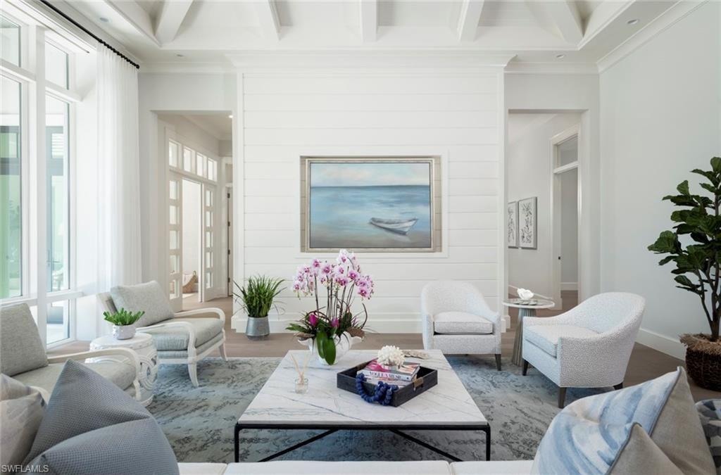 718 Buttonbush Lane Naples Fl 34108 Mls 220023741 In 2020 Luxury Living Room Coastal Living Room Family Living Rooms