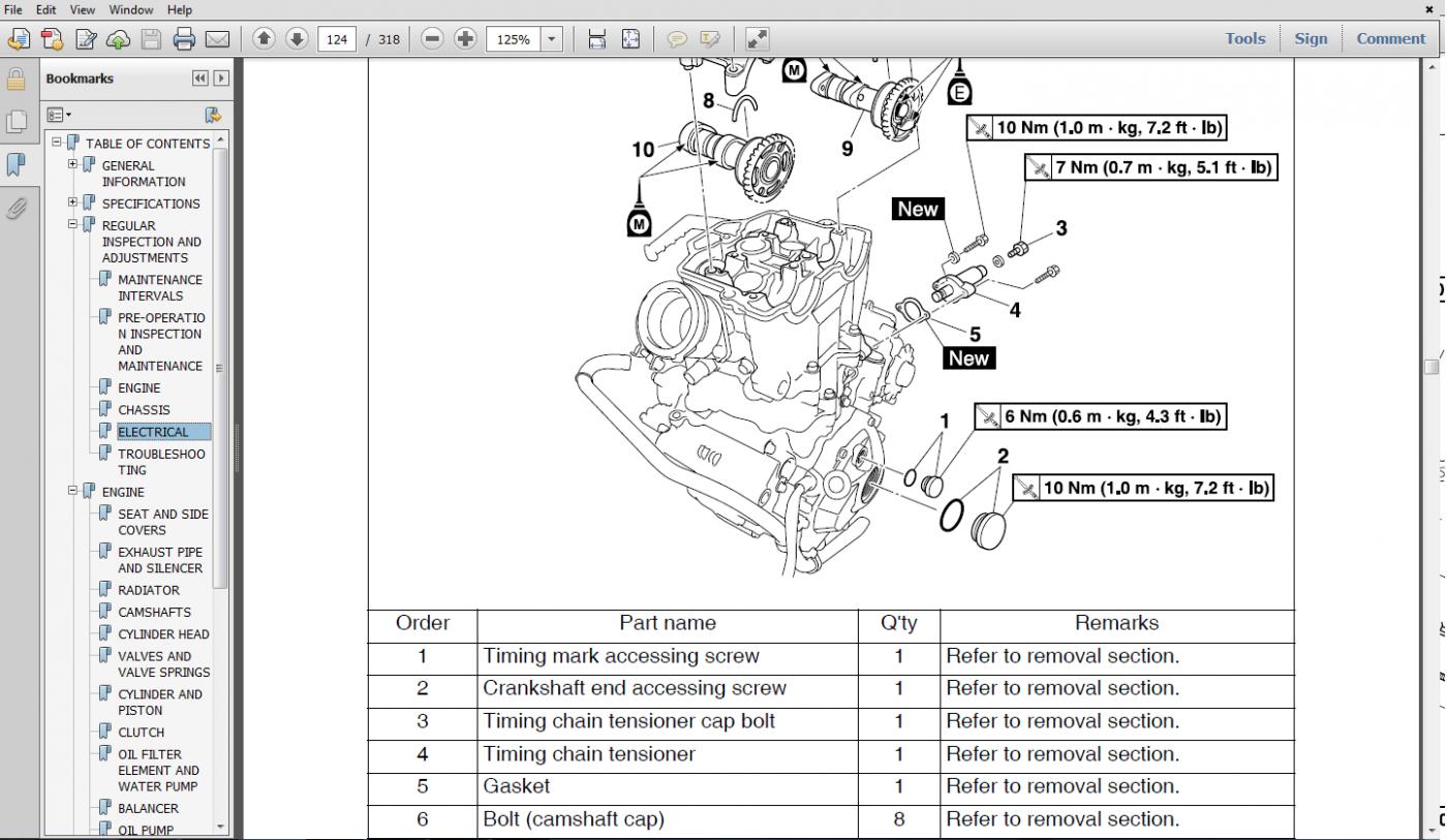 Vstar 1100 Wiring Diagram