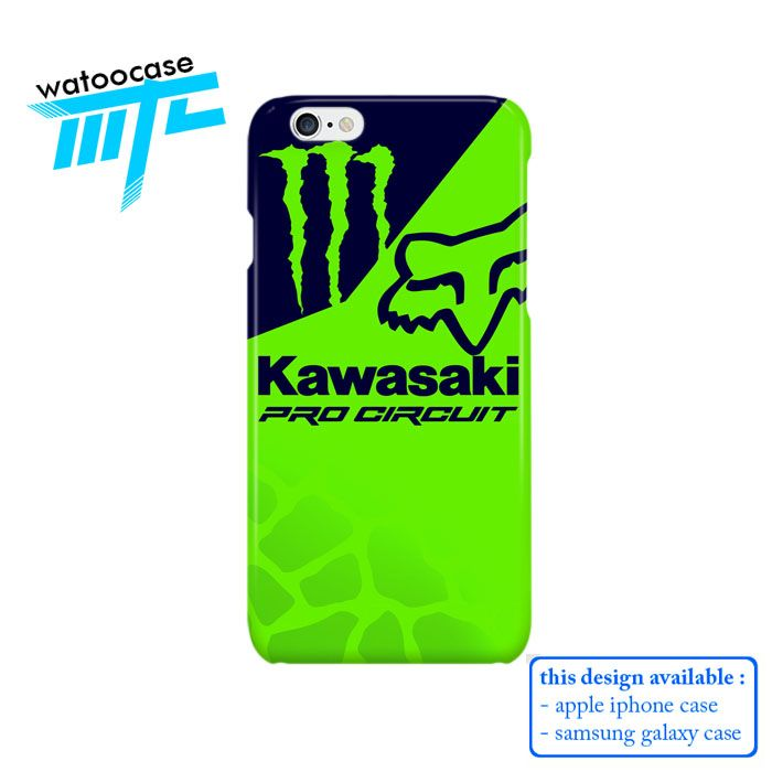 coque iphone 8 monster energie