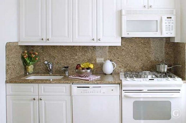 WhiteAppliancesAndWhiteCabinetsjpg 640425 pixels  Kitchen