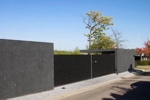 House B Wald | Alexander Brenner Architekten Designed This Residence  Located In Stuttgart, Germany